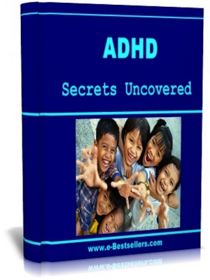 Product picture ADHD Secrets Uncovered