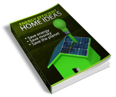 Product picture Energy Efficient Home Ideas