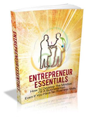 Product picture Entrepreneur Essentials