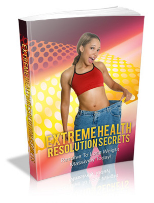 Product picture Extreme Health Resolution Secrets